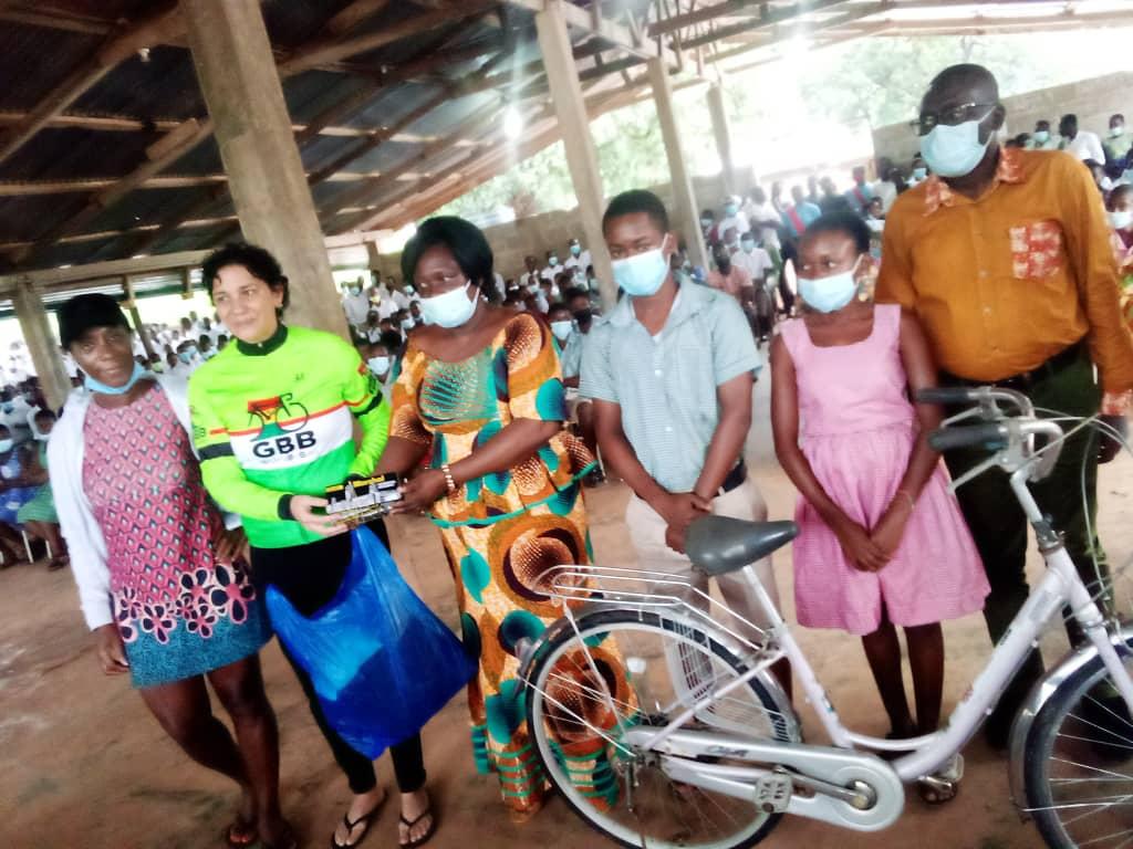 NGO DONATES TO PEKI SENIOR HIGH TECHNICAL SCHOOL (PESTECH)