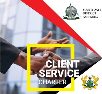 CLIENT SERVICE CHARTER